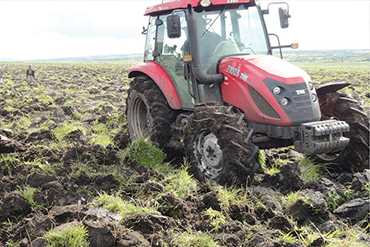 Agricultural mechanization and post harvesting machinery